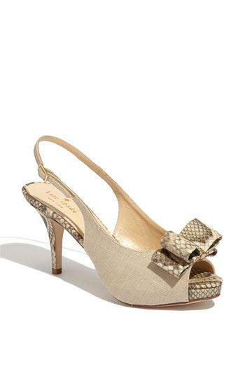 Kate Spade New York Birdie Slingback Pumps cheap sale get to buy buy cheap best store to get free shipping under $60 cheap sale for nice gUwwqB