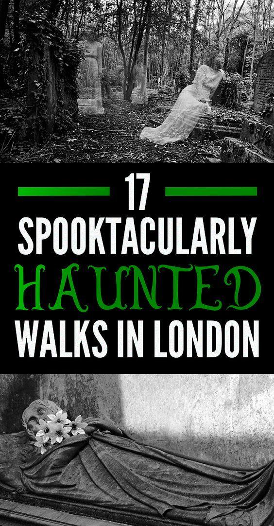 Photo of 17 Creepy London Walks You Must Take