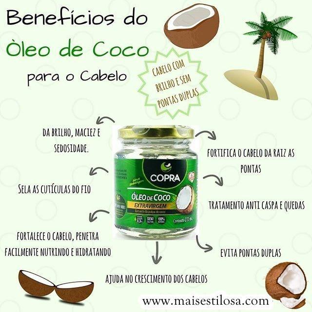 Como Usar Oleo De Coco No Cabelo 7 Formas Diferentes Com Imagens