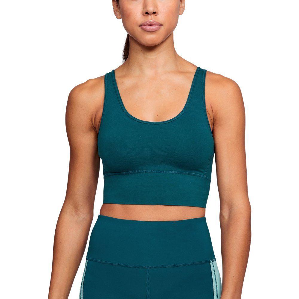 Women's UA Favorite Cotton Everyday Long Sports Bra