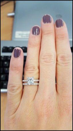 Blue Nile Wedding Ring Sets Wedding Ideas Pinterest Blue nile