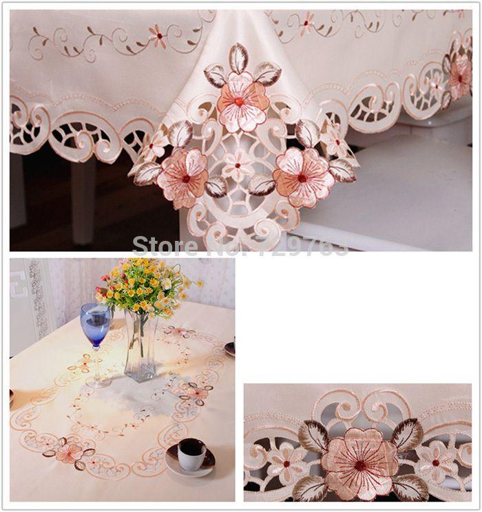 Manteles bordados a mano patrones buscar con google - Manteles de mesa bordados ...
