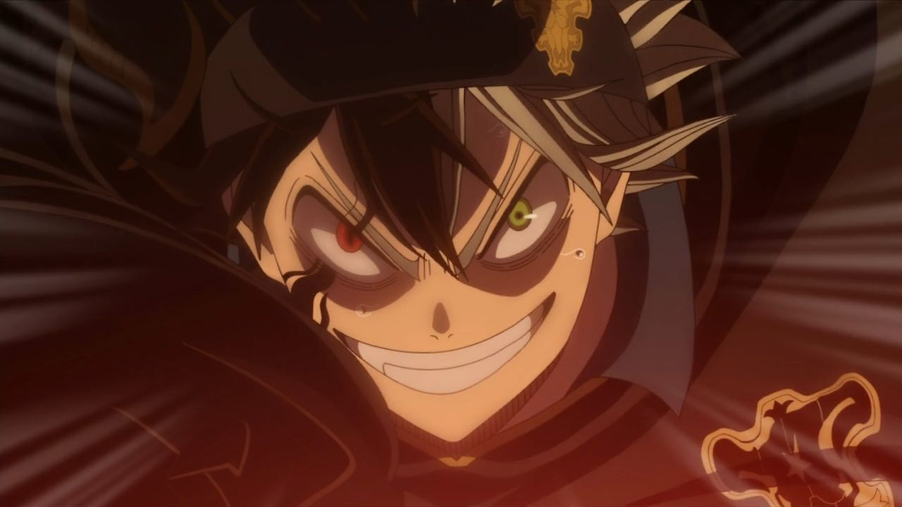 Climbing We Ll Be Taking To The Skies With Black Asta Over At Anime Solution Blackclover Anime Anime Clover Anime Comics