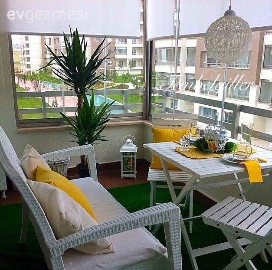 Photo of 20 verschiedene Balkone mit Farb- und Zubehörwechsel von 1 Balkon   Hausausflug