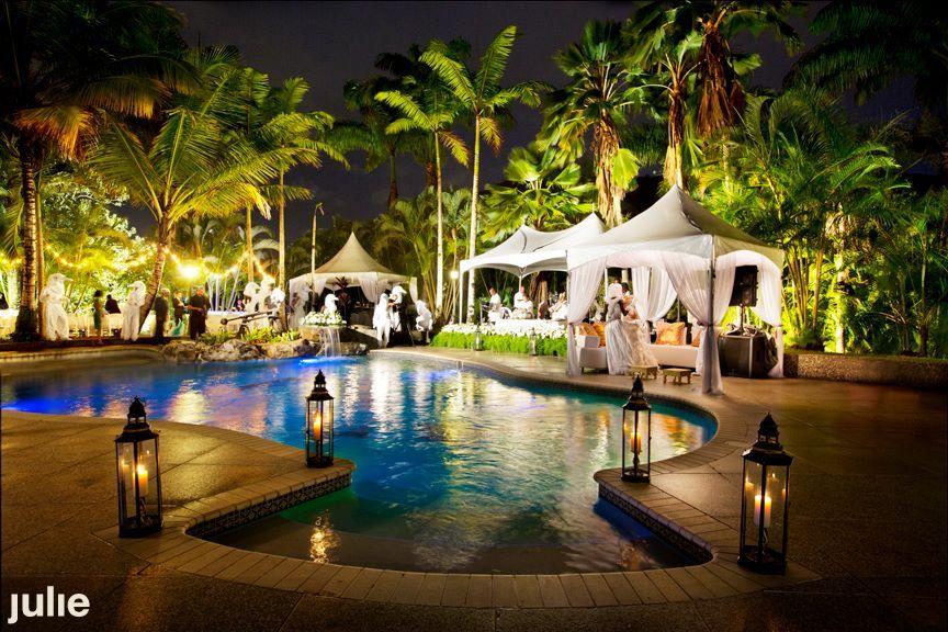 Beautiful Outdoor Venue in Trinidad, W. I. Drew Manor ...