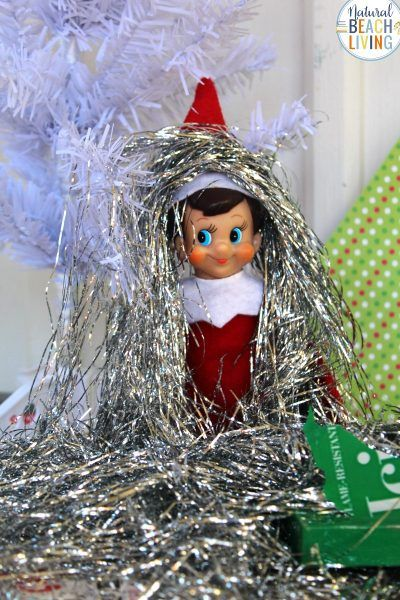 Elf on the Shelf STEM Activities #elfontheshelfarrival