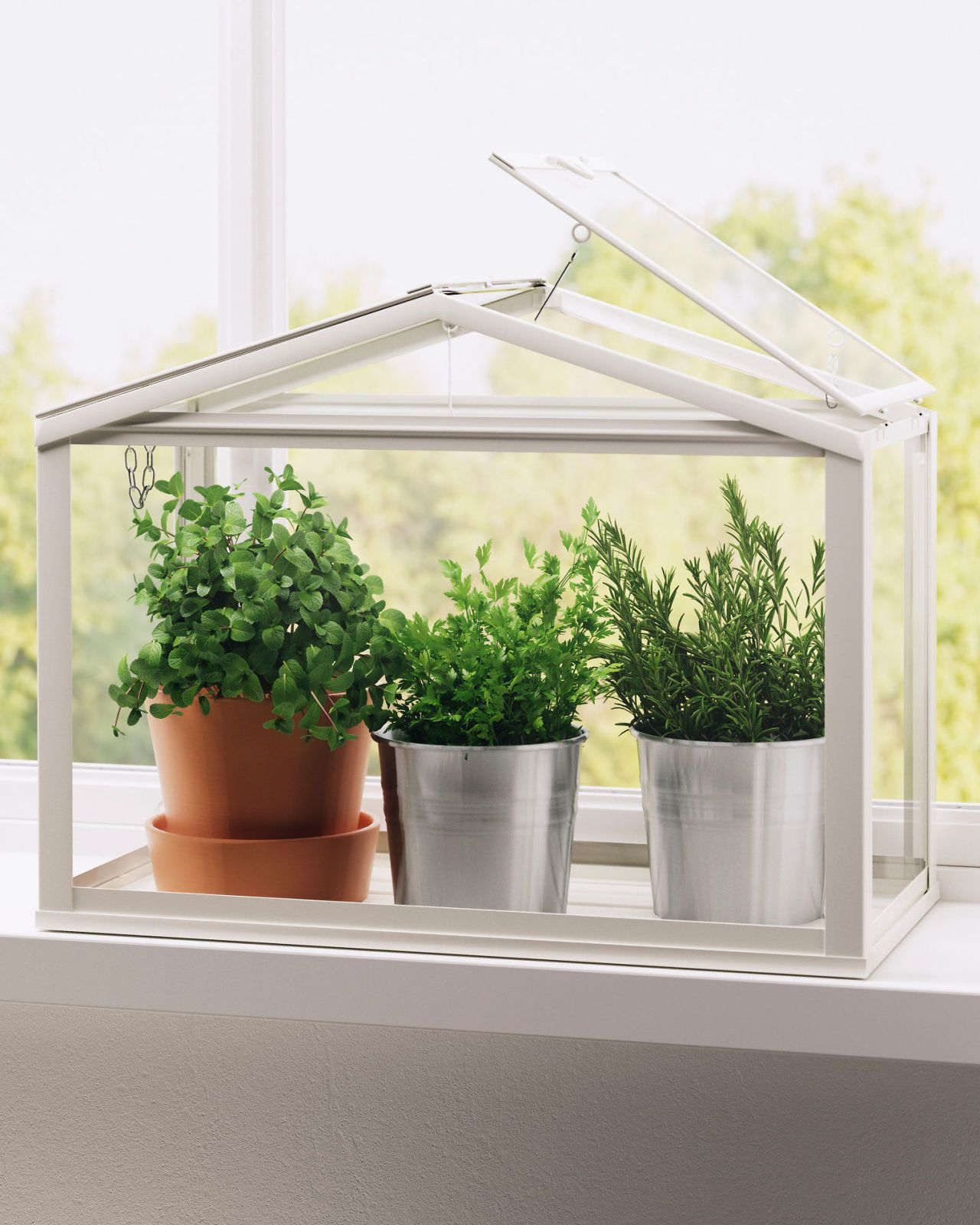 these indoor herb gardens will bring your kitchen to life indoor herb garden herbs indoors on outdoor kitchen herb garden id=42291