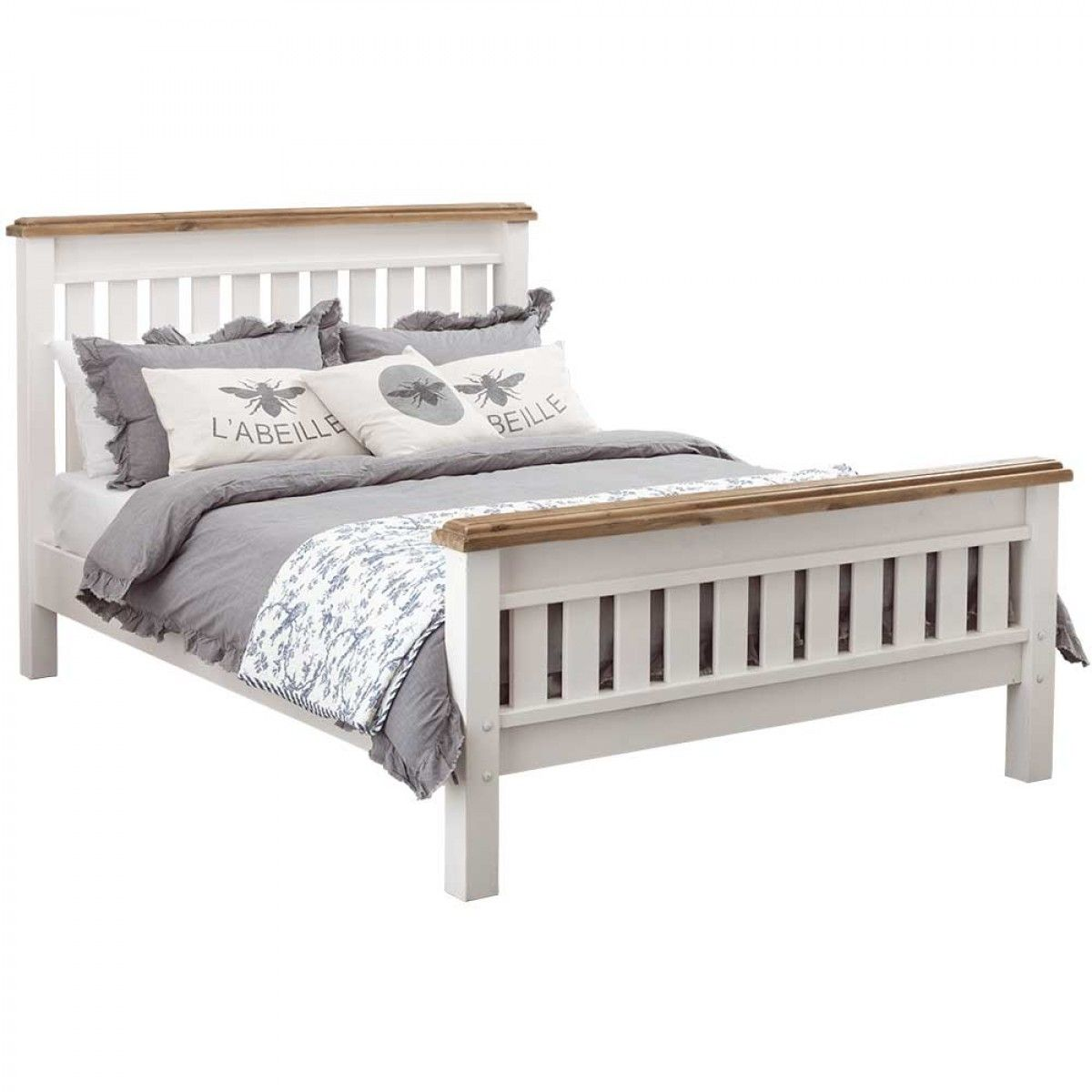 Buy Online Early Settler White Painted Furniture Furnishings - Settler bedroom furniture