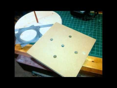 How To Make A Motorized Cake Turntable