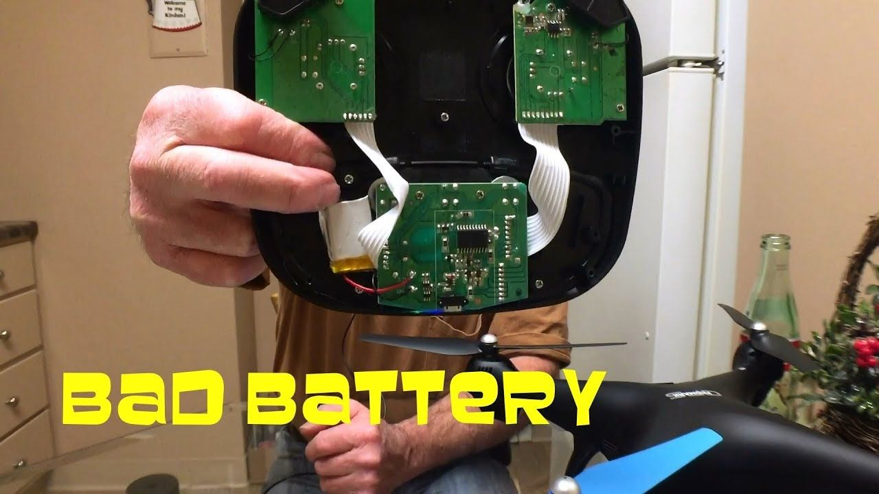ProMark GPS Shadow Drone Controller Failure Rplgco 1b0f4ac0
