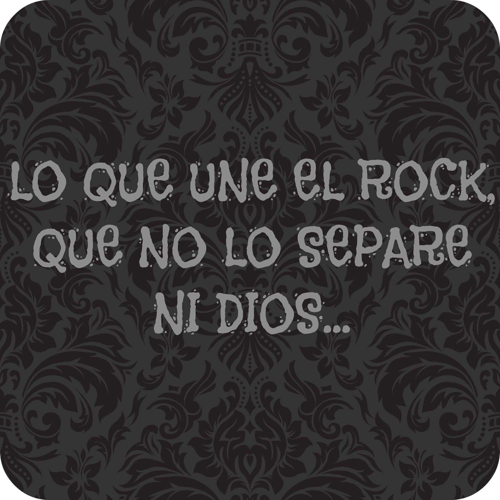 Lo que une el Rock que no lo separe ni Dios...