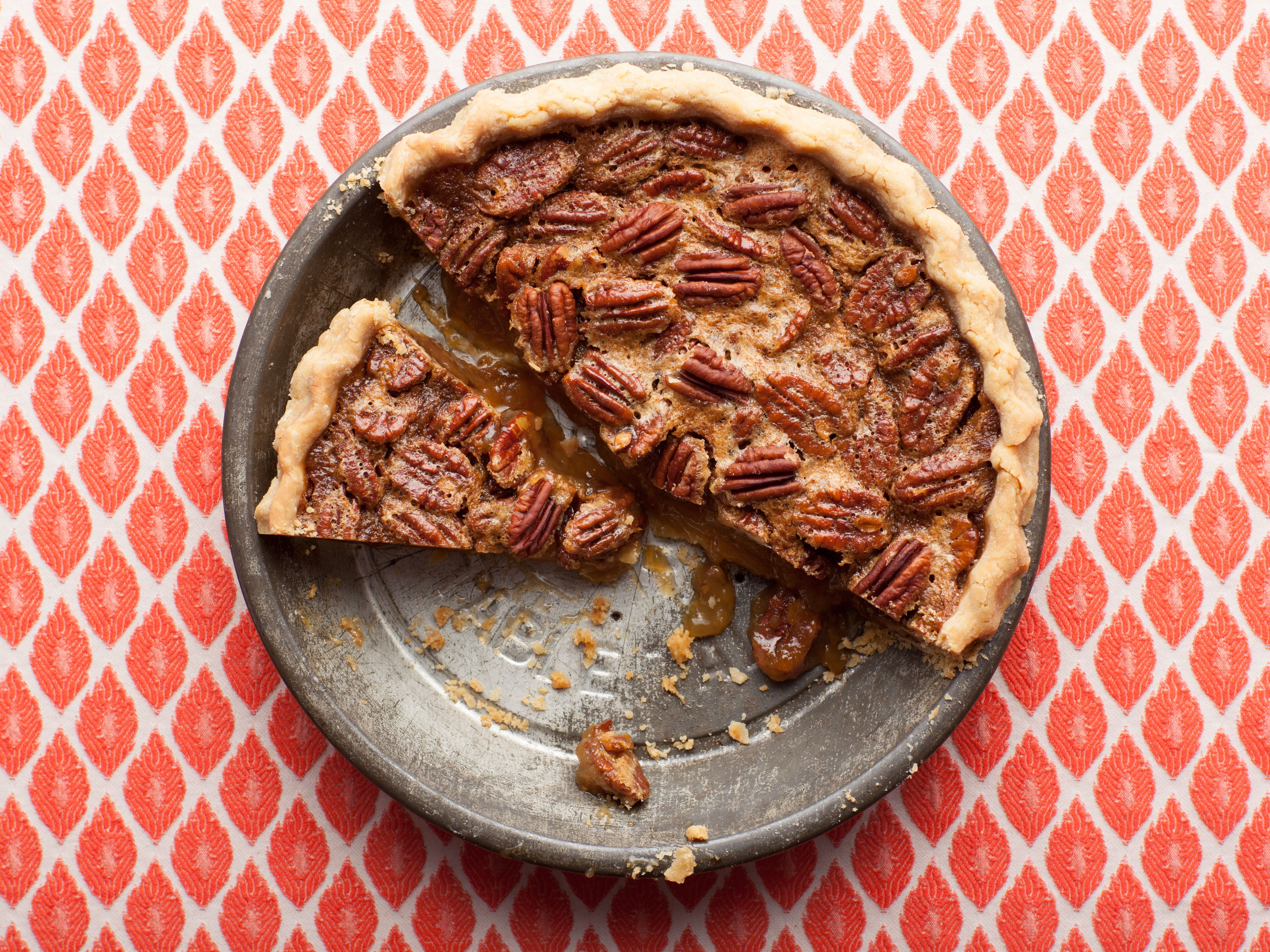Pecan Pie from FoodNetwork.com