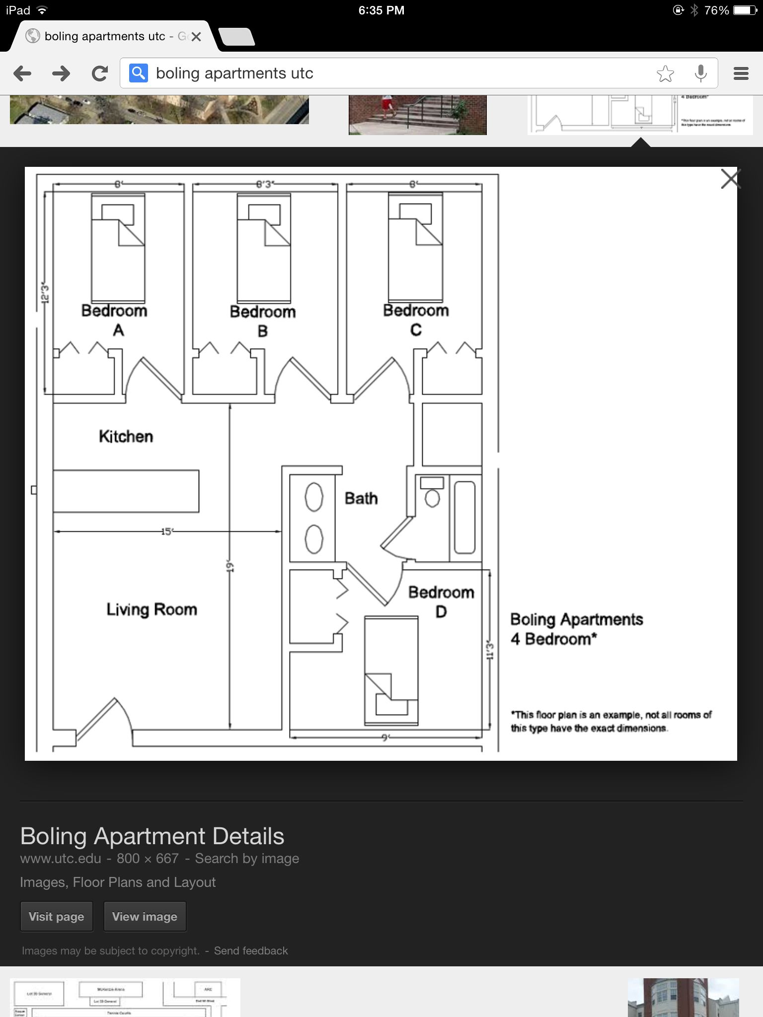 Boling Apartments Utc