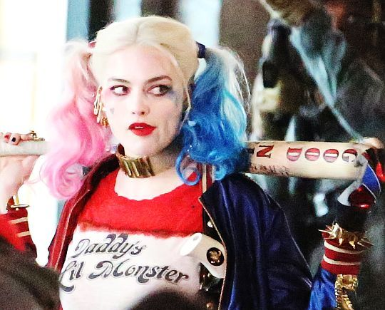 harley quinn suicide squad film - Google Search