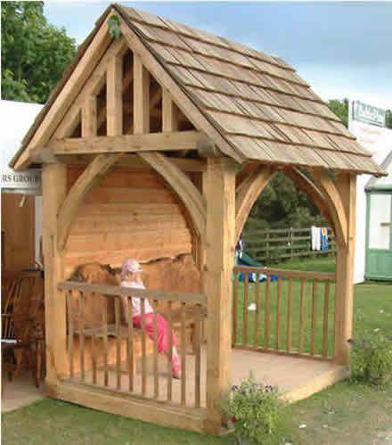 traditional timber frame buildings design and manufacture devon green oak gazebo