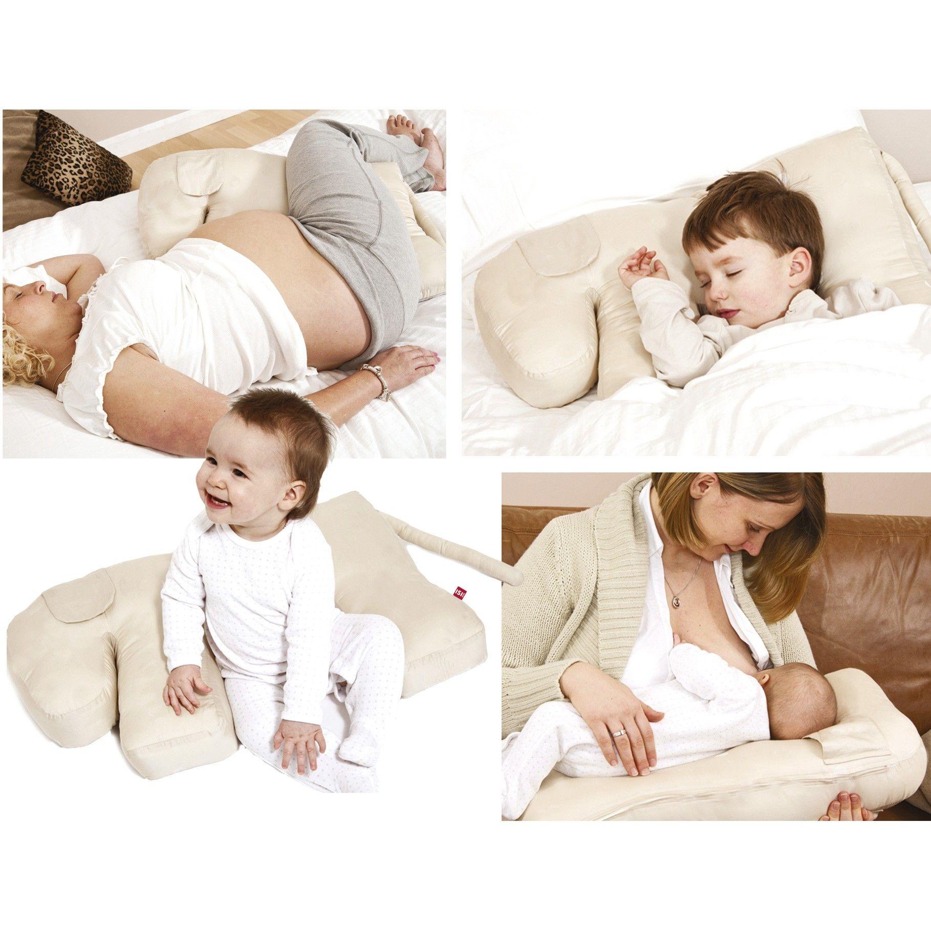 36e Cojín de Embarazo, Lactancia y Bebé de ISI Buddy