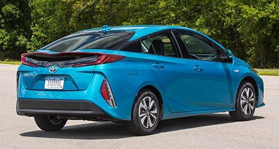 2017 Toyota Prius Prime Plug In Hybrid