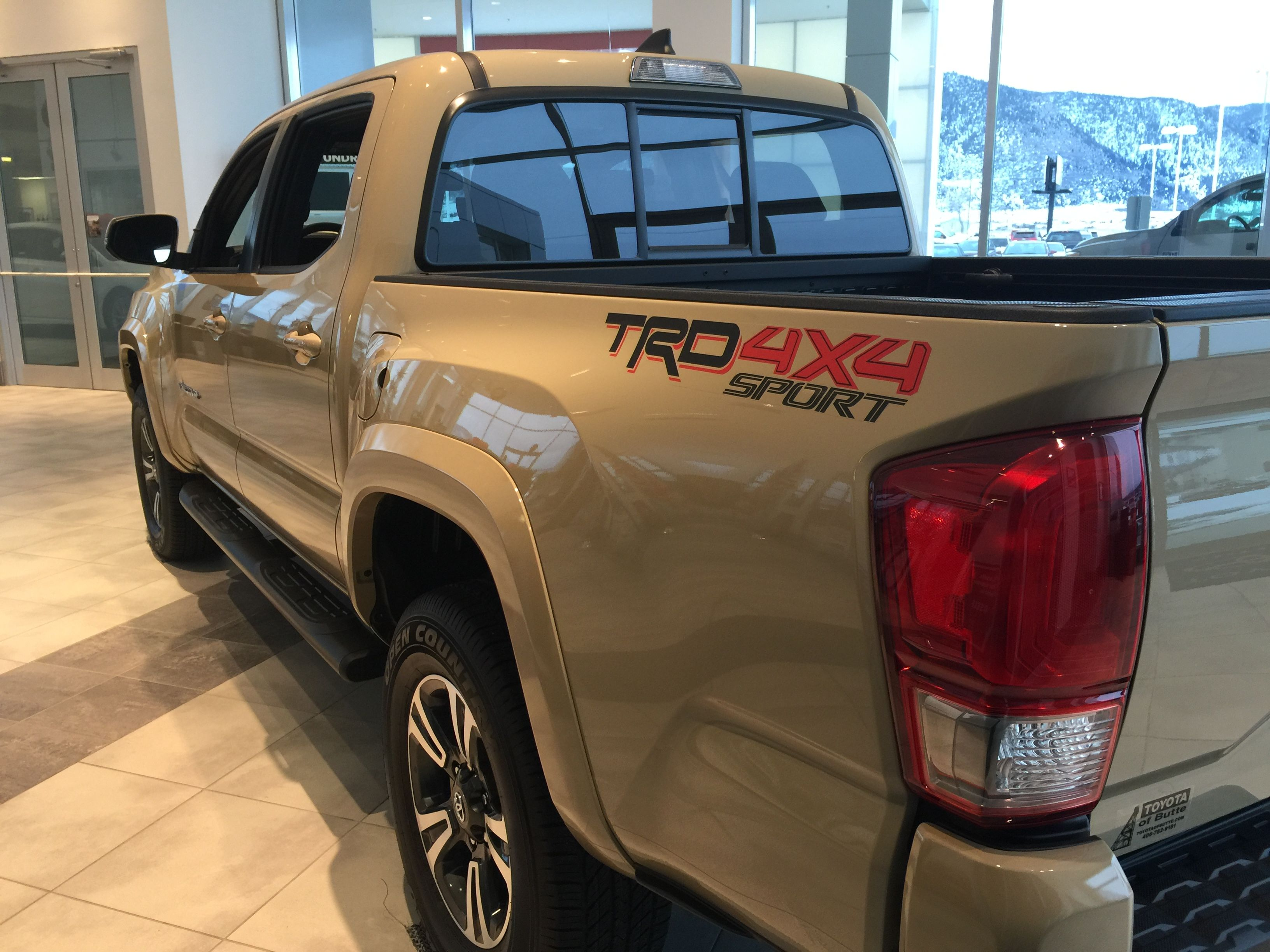 2016 toyota tacoma trd sport 4x4 doublecab we have 2016 toyota tacoma 39 s available visit toyota. Black Bedroom Furniture Sets. Home Design Ideas