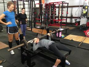 masters powerlifting training