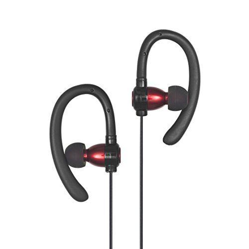 GCord Bluetooth 41 Wireless Sport Headphones Running Gym Exercise Headsets Black *** BEST VALUE BUY on Amazon