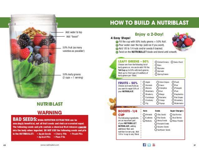Nutri Bullet Manual In 2021 Nutribullet Recipes Juice Smoothies Recipes Nutribullet Smoothie Recipes