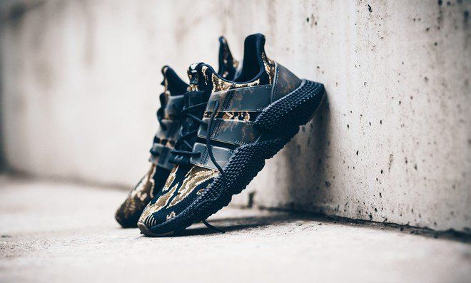 Adidas Prophere Undefeated On Foot