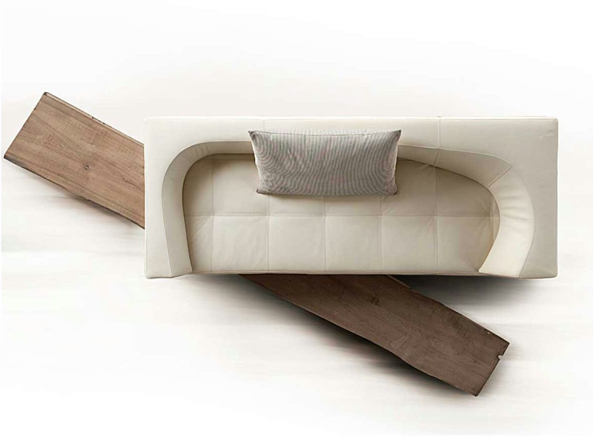 Sectional upholstered sofa CULTURE CLUB by ERBA ITALIA | design ...