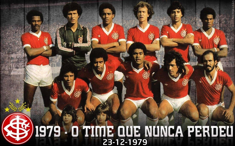 INVICTO 1979 - SPORT CLUB INTERNACIONAL