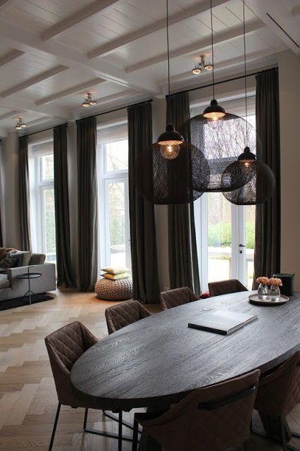 modern decor inspiration 60 beautiful interiors by piet boon rh pinterest com
