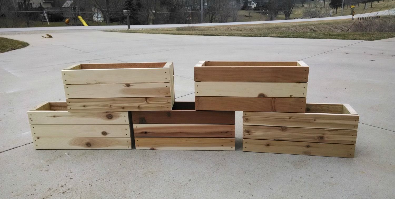 how to build a vertical planter the home depot diy workshop yard rh pinterest ca