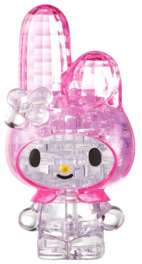 37 piece Crystal Gallery My melody F//S