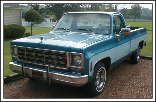 Edmonton Area Chevrolet Pickup Trucks For Sale Buy Used: 1977 Chevy Truck