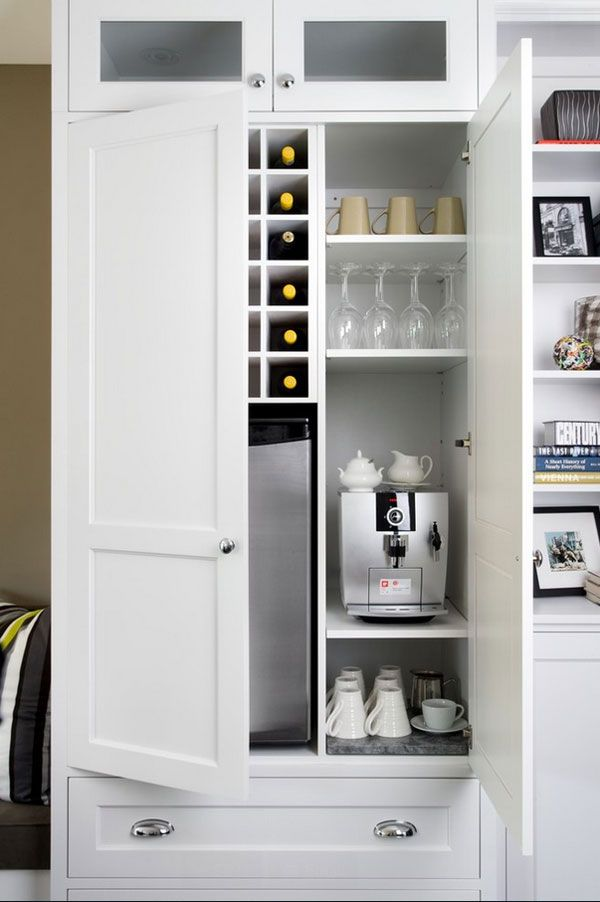 11 Genius Ways To Diy A Coffee Bar At Home Coffee Bar And Kitchens