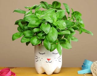Photo of 12 ADORABLE PLANTERS KIDS CAN MAKE TO GET THE