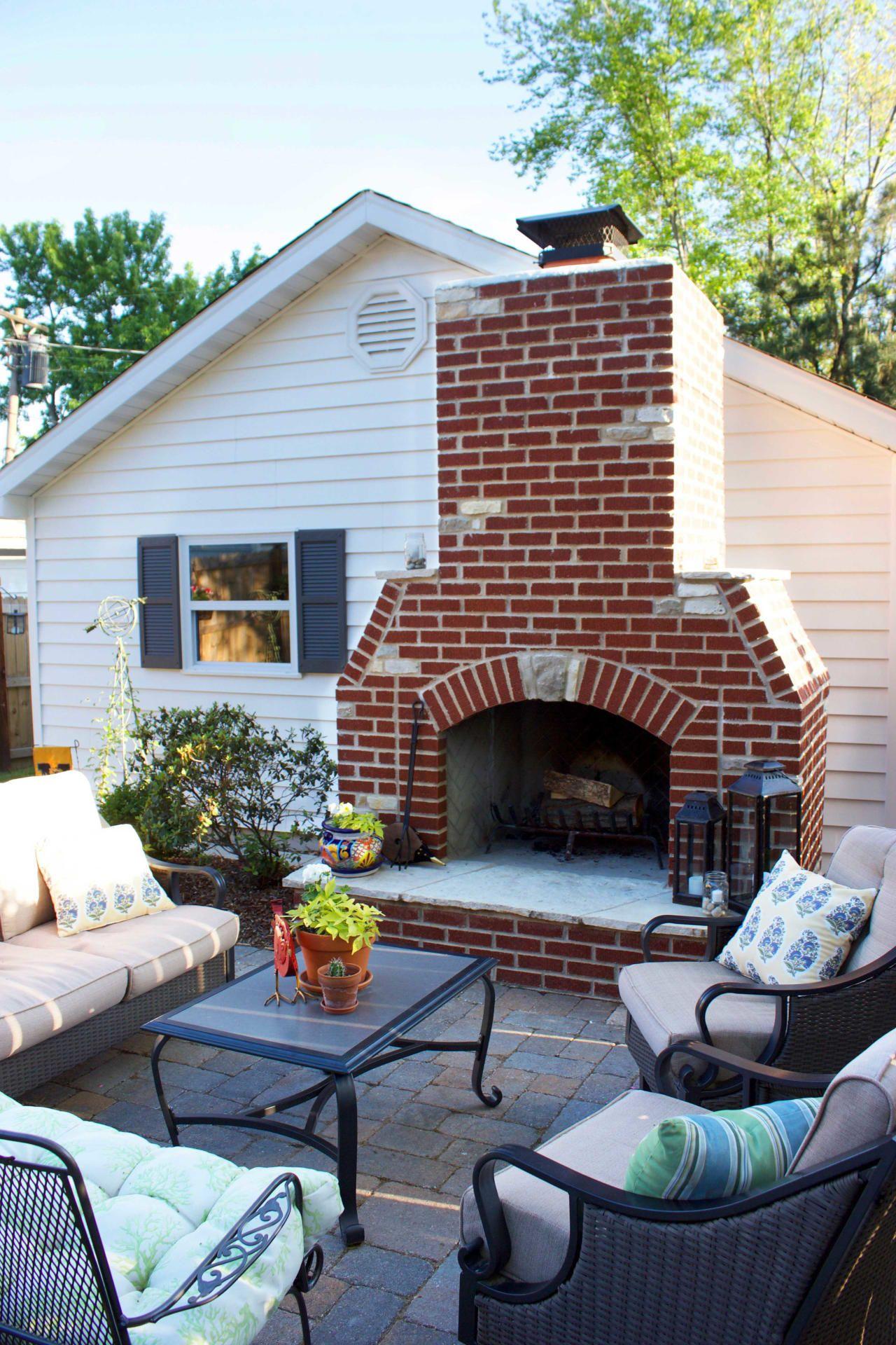 Outdoor Fireplaces St. Louis Landscape Design