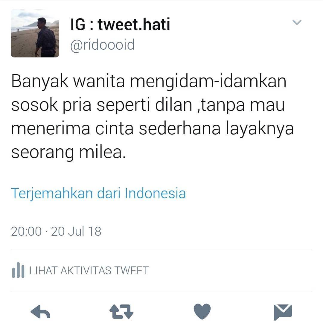 Cerminan Diri Tweet Hati Tweethati Quotes