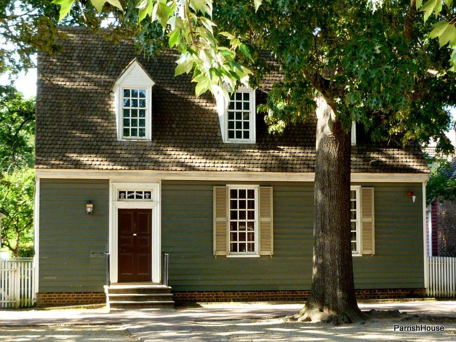 on duke of gloucester street at colonial williamsburg houses rh pinterest com