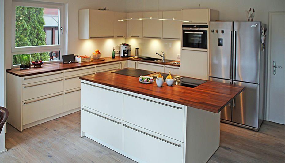 Bilder von PLANA Kundenküchen Jetzt inspirieren lassen