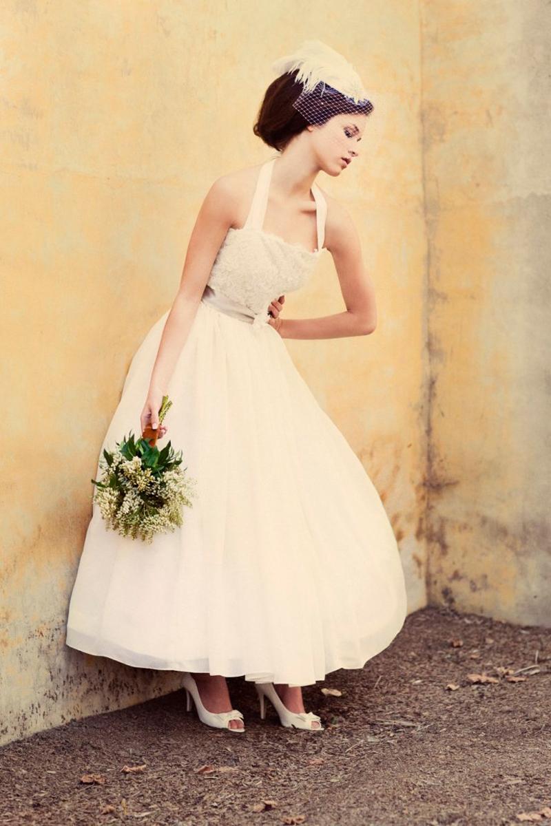 пела анатолю свадебные платья в стиле ретро фото панциря самом его