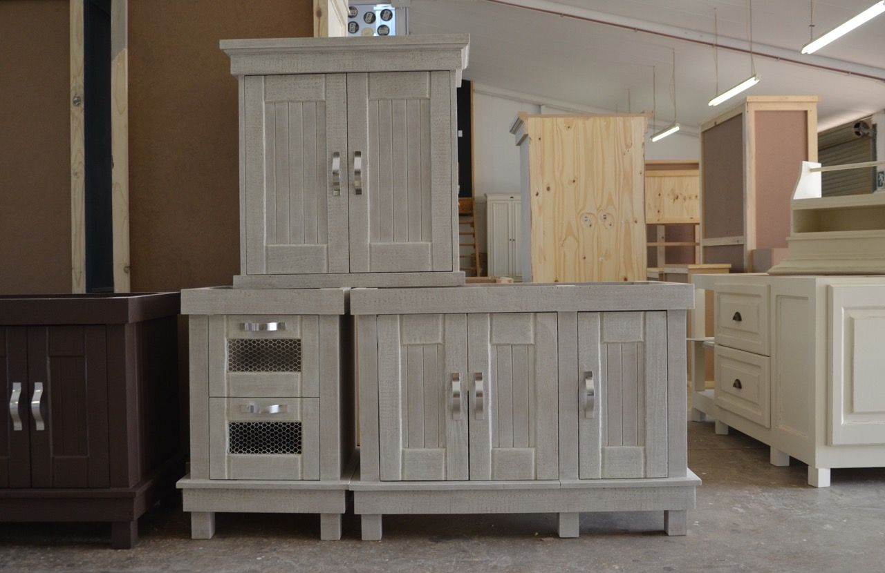 African Allure units in the Milestone Factory ready for delivery for ...