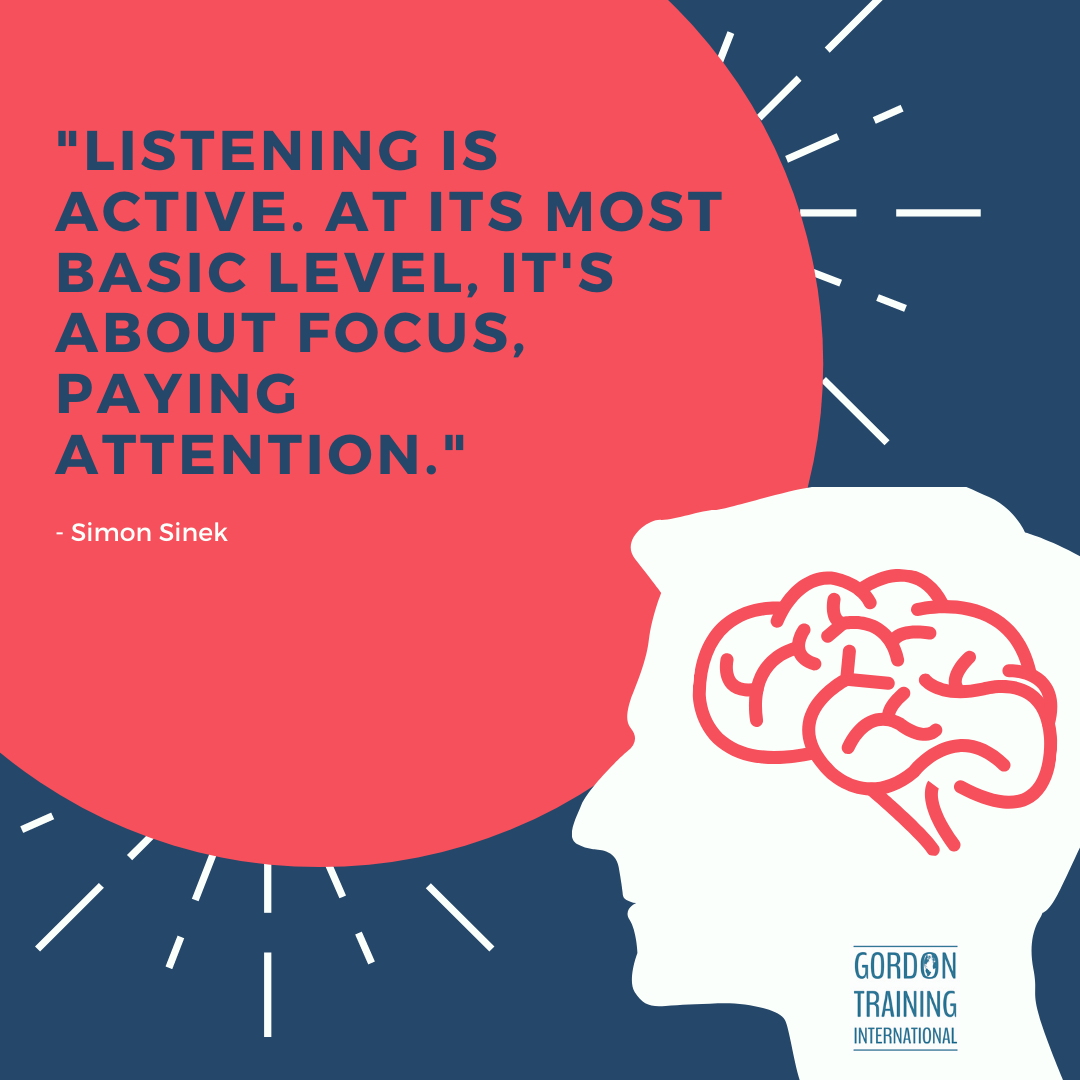 Pin On Active Listening