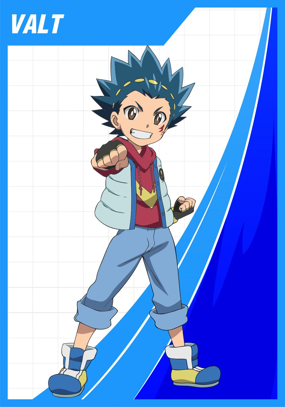 Characters The Official BEYBLADE BURST Website