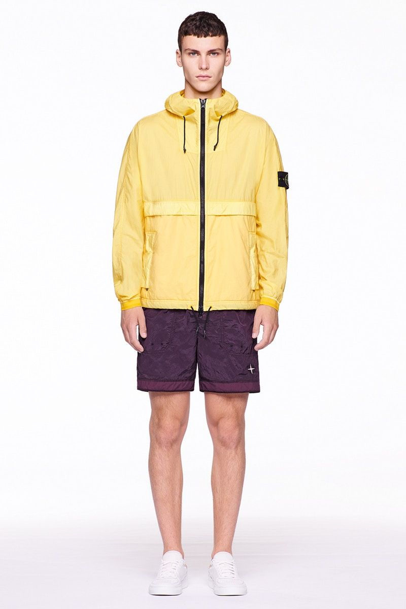 Stone Island Reveals Innovative Spring Summer 2018 Collection Stone Island Luxury Streetwear Mens Outfits [ 1200 x 800 Pixel ]
