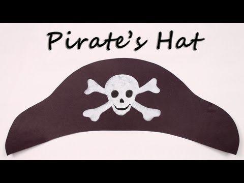 Piratenhut Basteln Bastelvorlagen Für Den Kostümklassiker