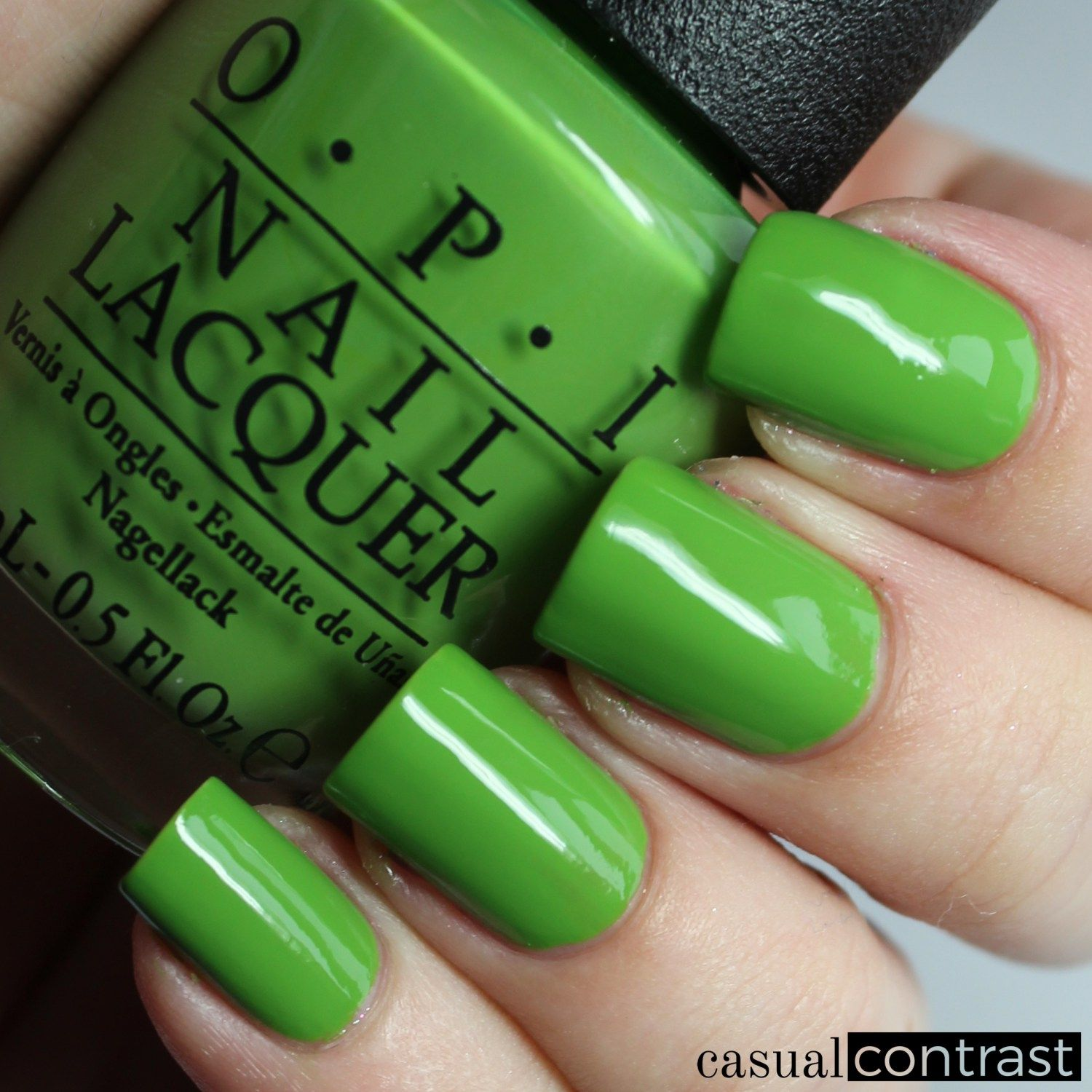 OPI — I\'m Sooo Swamped! (New Orleans Collection | Spring 2016) | My ...