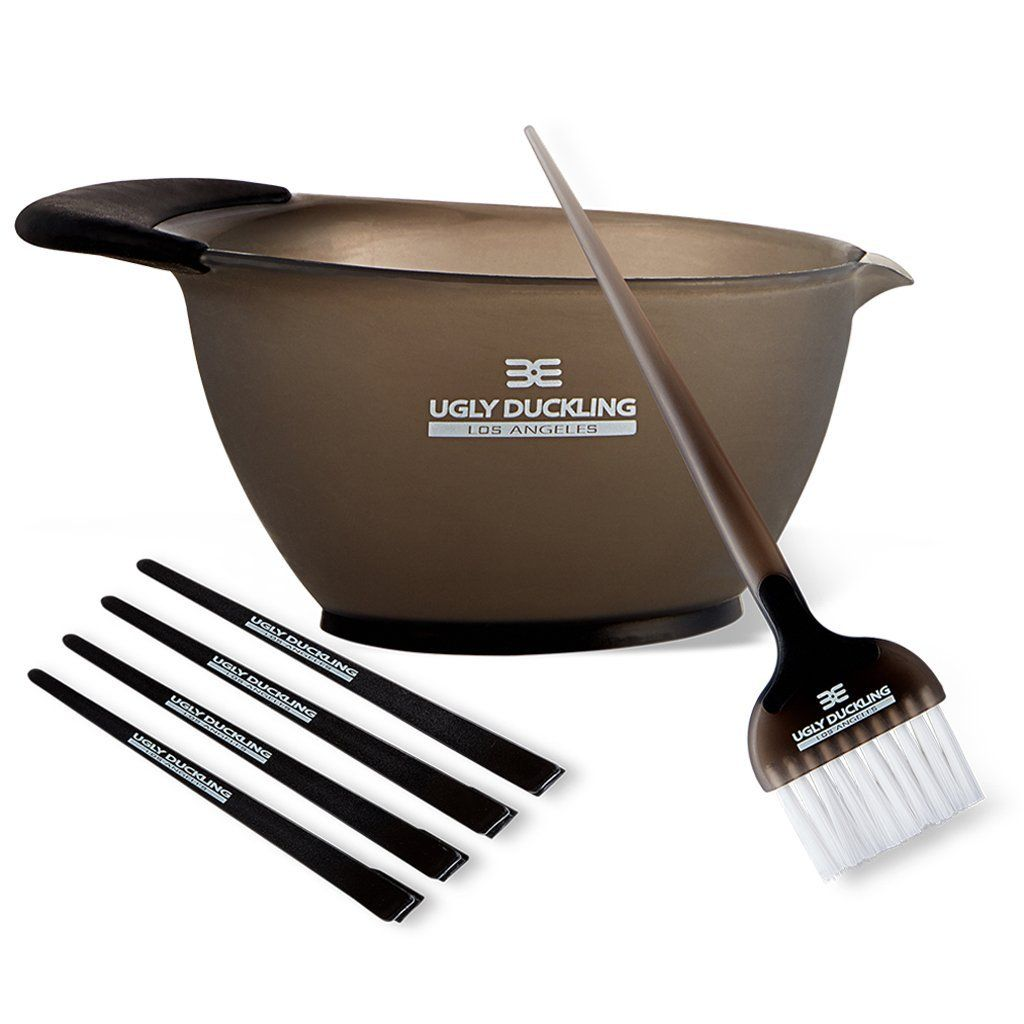 Mythus Salon Hair Color Mixing Bowl With Retail Box Professional