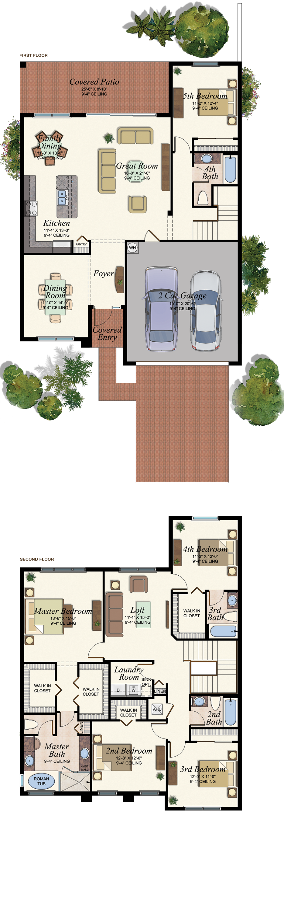 GL Homes GL Homes House plans