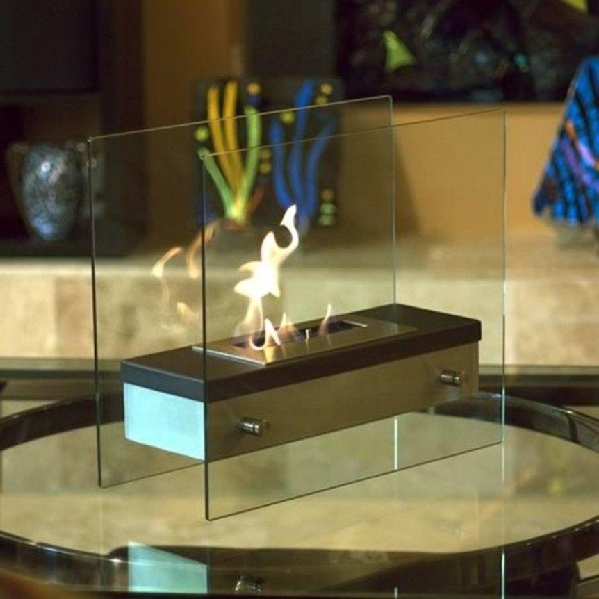 BluWorld Ardore Fireplace Tabletop fireplaces, Ethanol