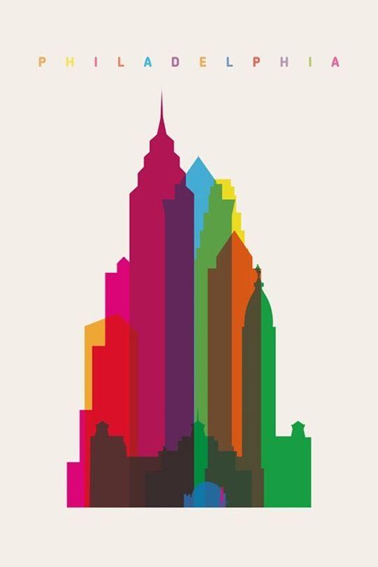 Cityscape Philadelphia