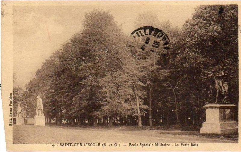 78 Saint Cyr Ecole Le Petit Bois A Saint Cyr L Ecolest Cyr L